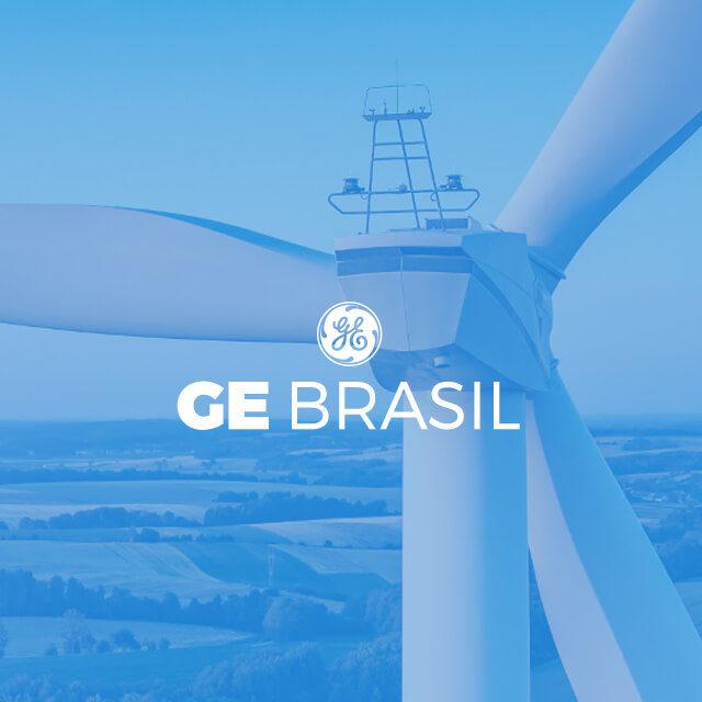 Site GE Brasil