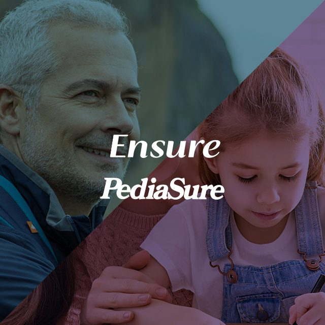 Ensure e Pediasure